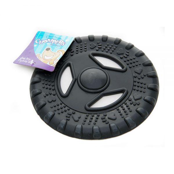 rubber-dog-frisbee-disc-black