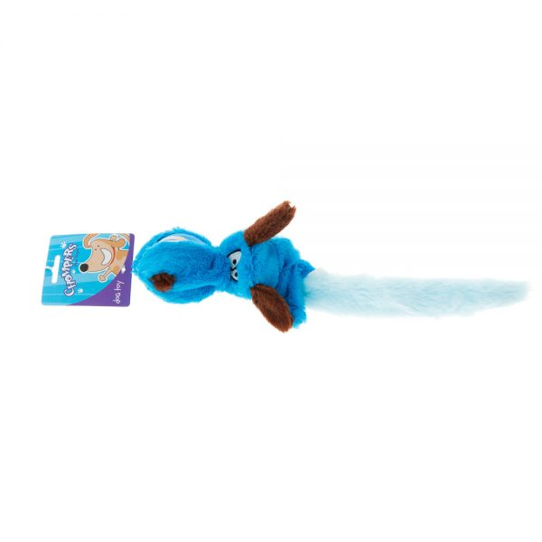 plush-dog-toy-with-ong-tail-and-ball-blue