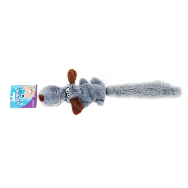plush-dog-toy-with-ong-tail-and-ball-grey