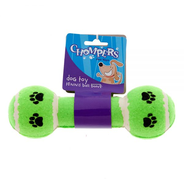 tennis-ball-bone-dog-chew-toy-green